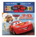 Disney - Pixar Cars 2 3D Movie Theater Storybook: Storybook & Movie Projector (Hardcover)