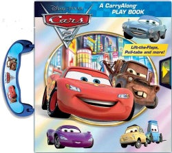 Cars 2 Carryalong Play Book (Board book)