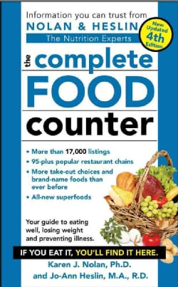 The Complete Food Counter (Paperback)
