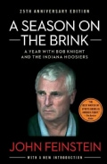 A Season on the Brink: A Year With Bob Knight and the Indiana Hoosiers (Paperback)