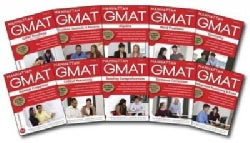 Manhattan GMAT Strategy Guides: Gmat Roadmap, Fractions, Decimals, & Percents, Algebra, Word Problems, Geometry, Number Prope...
