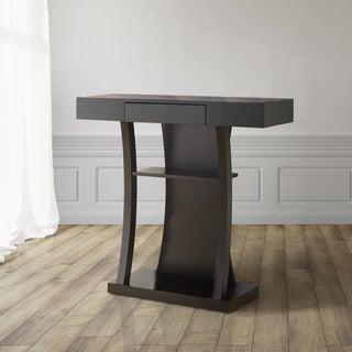Enitial Lab Piermont Red Cocoa Occasional Table