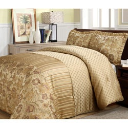 Noble 3-piece Duvet Cover Set