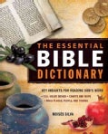 The Essential Bible Dictionary (Paperback)