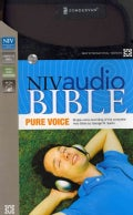 NIV Audio Bible: New International Version, Pure Voice (CD-Audio)
