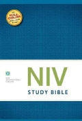 NIV Study Bible: New International Version Study Bible (Hardcover)