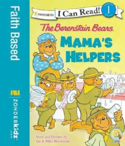 The Berenstain Bears Mama's Helpers (Paperback)