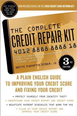 The Complete Credit Repair Kit (Paperback)