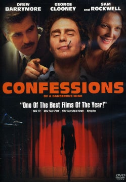 Confessions Of A Dangerous Mind (DVD)