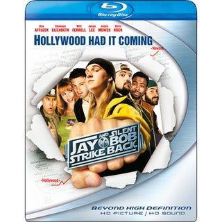 Jay And Silent Bob Strike Back (Blu-ray Disc)