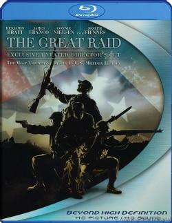 The Great Raid (Blu-ray Disc)