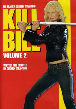 Kill Bill Vol 2 (DVD)