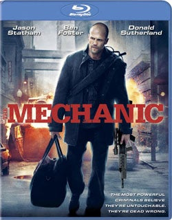 The Mechanic (Blu-ray Disc)