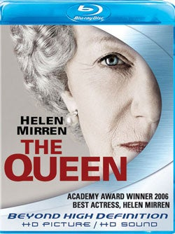 The Queen (Blu-ray Disc)