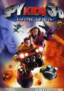 Spy Kids 3: Game Over (DVD)