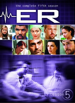 ER - The Complete Fifth Season (DVD)
