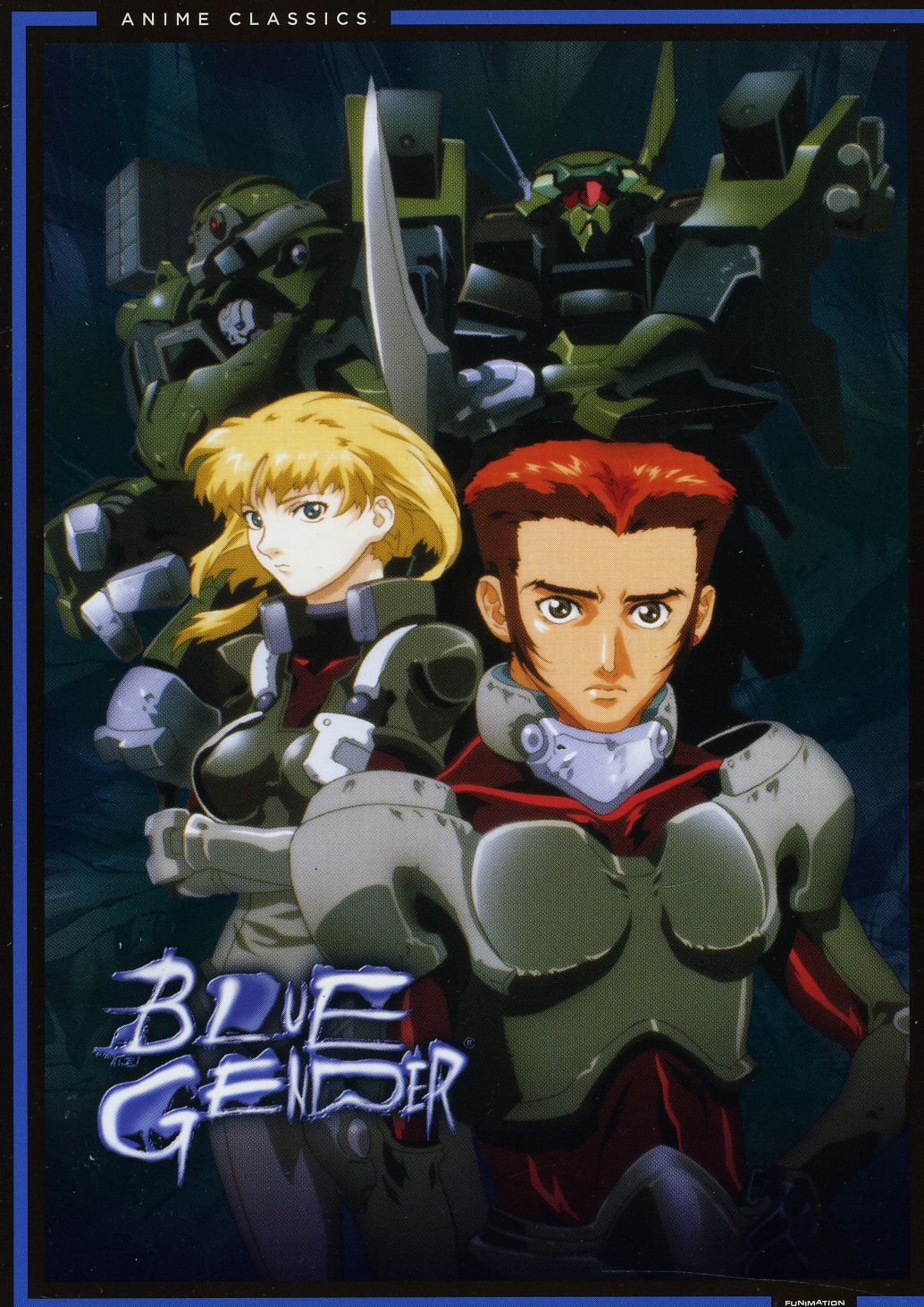 Blue Gender Box Set (DVD)