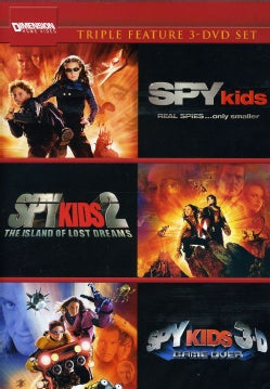 Spy Kids Trilogy (DVD)