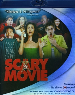 Scary Movie 1 (Blu-ray Disc)