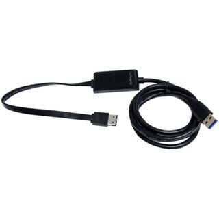 StarTech.com 3 ft SuperSpeed USB 3.0 to eSATA Cable Adapter