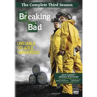 Breaking Bad: The Complete Third Season (DVD) 7828831