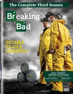 Breaking Bad: The Complete Third Season (DVD)