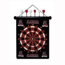 Alabama Crimson Tide Magnetic Dart Board