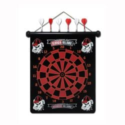 Georgia Bulldogs Magnetic Dart Board