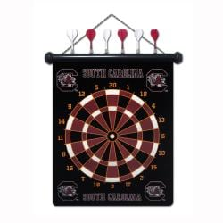 South Carolina Gamecocks Magnetic Dart Board