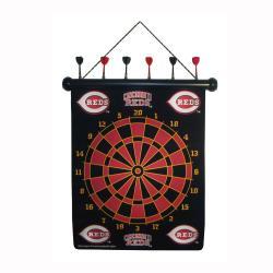 Cincinnati Reds Magnetic Dart Board