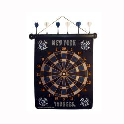 New York Yankees Magnetic Dart Board