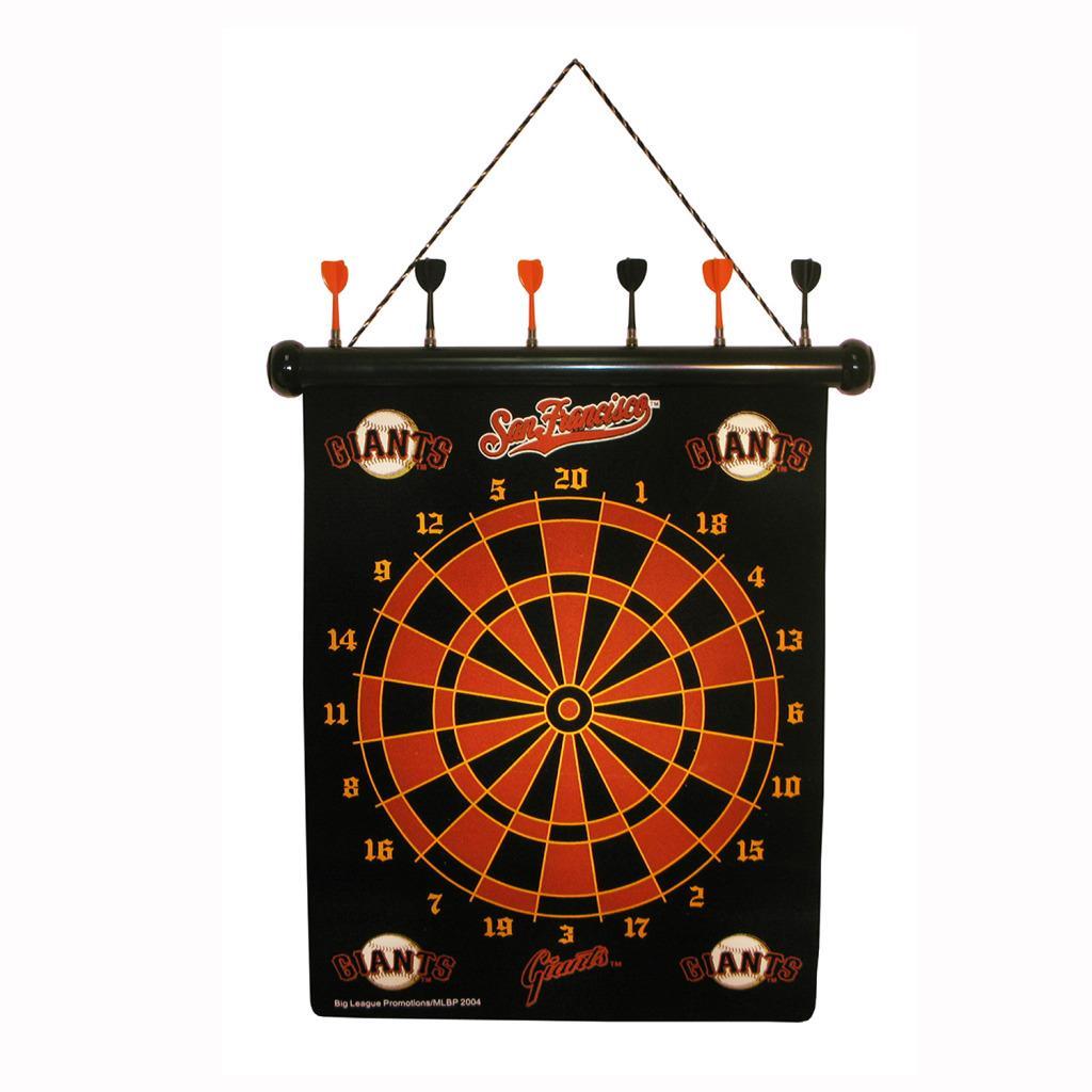 San Francisco Giants Magnetic Dart Board