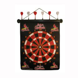 St. Louis Cardinals Magnetic Dart Board