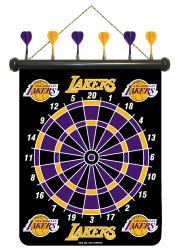 Los Angeles Lakers Magnetic Dart Board