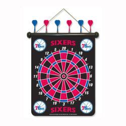 Philadelphia 76ers Magnetic Dart Board