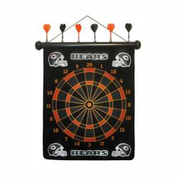 Chicago Bears Magnetic Dart Board