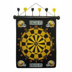 Green Bay Packers Magnetic Dart Board