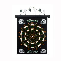 New York Jets Magnetic Dart Board