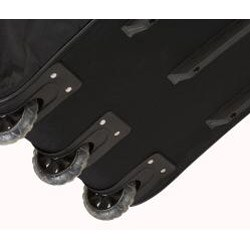 Rockland 40-inch Lightweight Rolling Upright Duffel Bag