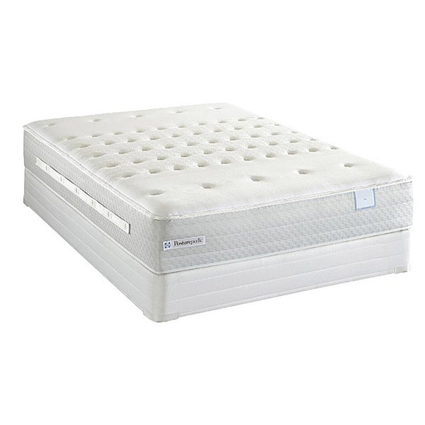 Sealy Posturepedic Pointborough Firm King-size Mattress Set