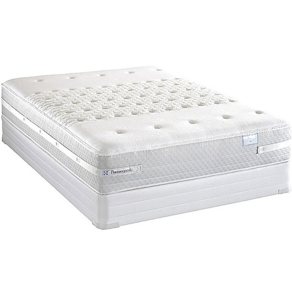Sealy Posturepedic Forestwood Firm King-size Mattress Set