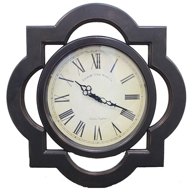 antique wood wall clock 13503057