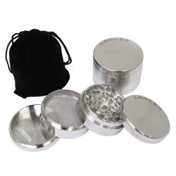 Lancer 4-piece 2.5-inch Medium Herb Grinder