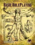 Basic Roleplaying: The Chaosium Roleplaying System (Hardcover)