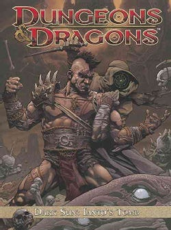 Dungeons & Dragons: Dark Sun: Lanto's Tomb (Hardcover)