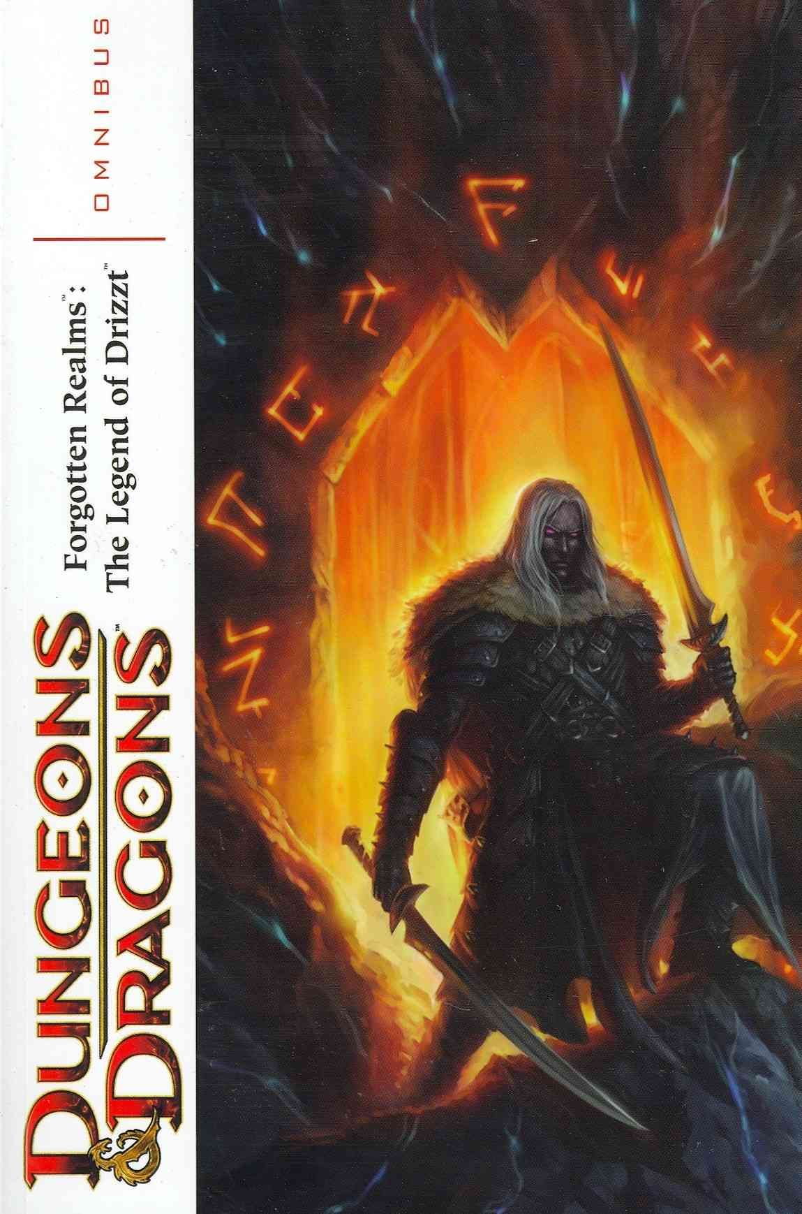 Dungeons & Dragons: Forgotten Realms Omnibus 1: The Legend of Drizzt (Paperback)