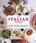 The Italian Table: Eating Together for Every Occasion (Hardcover)