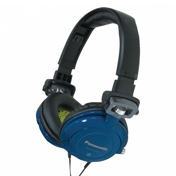 Panasonic DJ Street Model Headphones - Blue