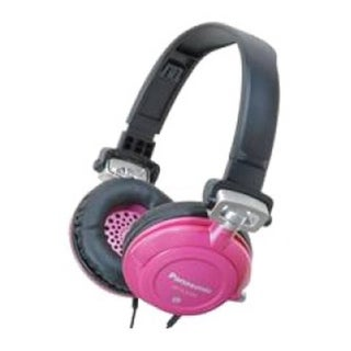 Panasonic RP-DJS400 DJ Street Headphone