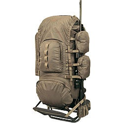 ALPS Outdoorz Commander Freighter Clay 5250 Frame and Pack Bag